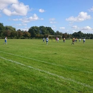 Beeston Hornets 5 - 1 Sports Direct