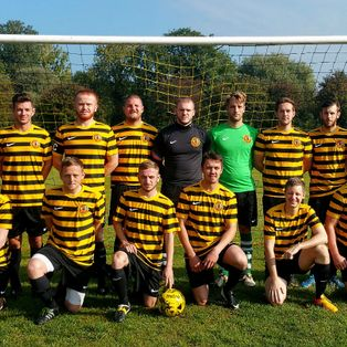 FC Eagle 1 - 1 Beeston Hornets