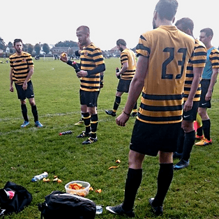 Beeston Hornets 1 - 4 Duke of St. Albans