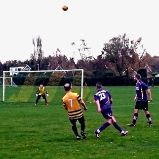 Beeston Hornets 7 - 0 Nuthall County