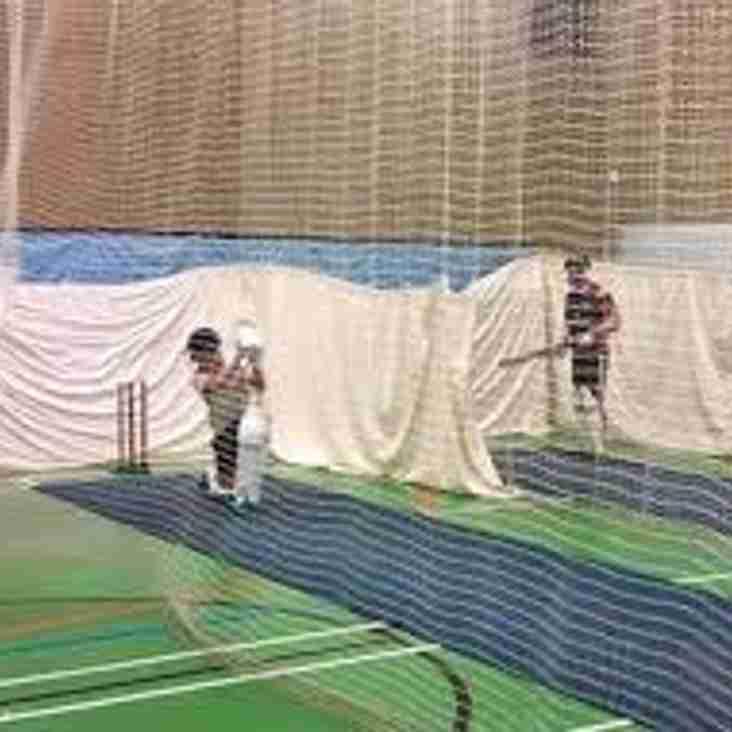 Under 13s - Indoor Practice start Thursday 1st February