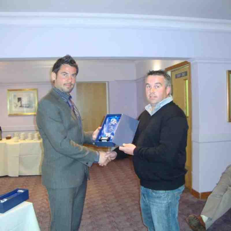 Clwyd League Awards 2010/2011