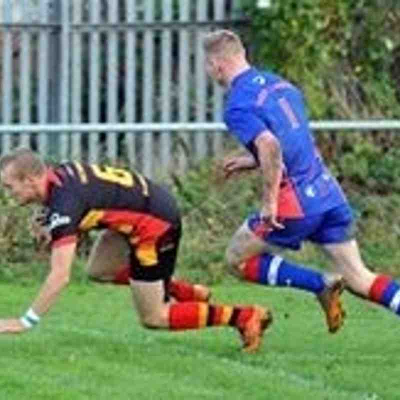 Kitty Scores against West Leeds