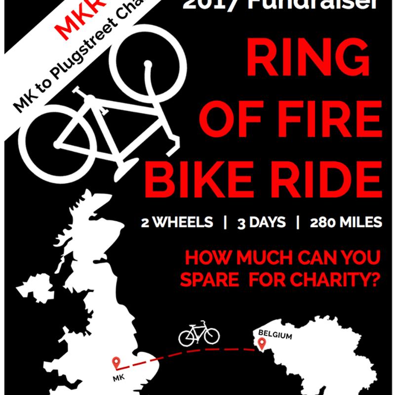 MKRUFC Ring of Fire 2017