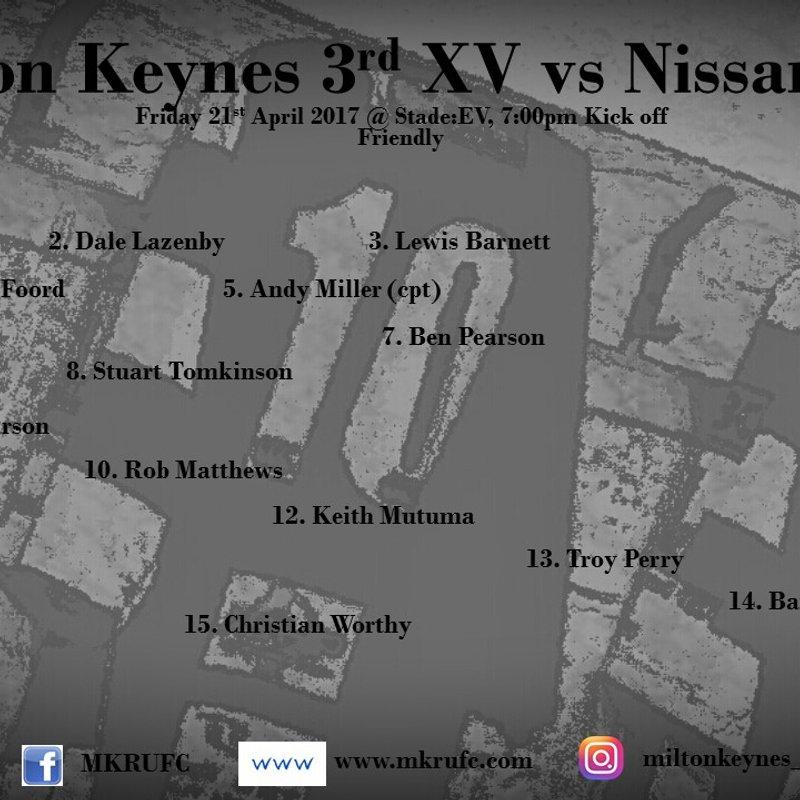 MK 3s vs Nissan