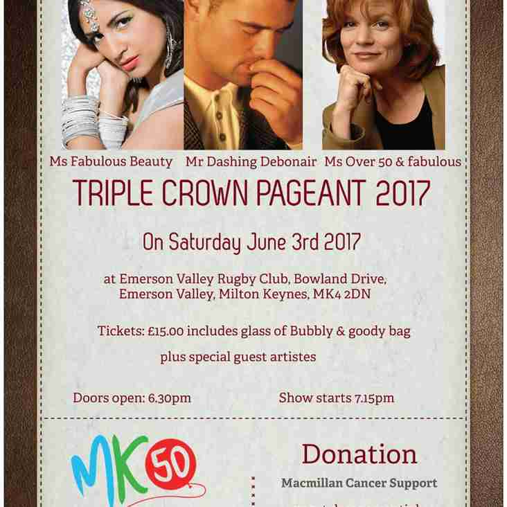 Triple Crown Pageant 2017
