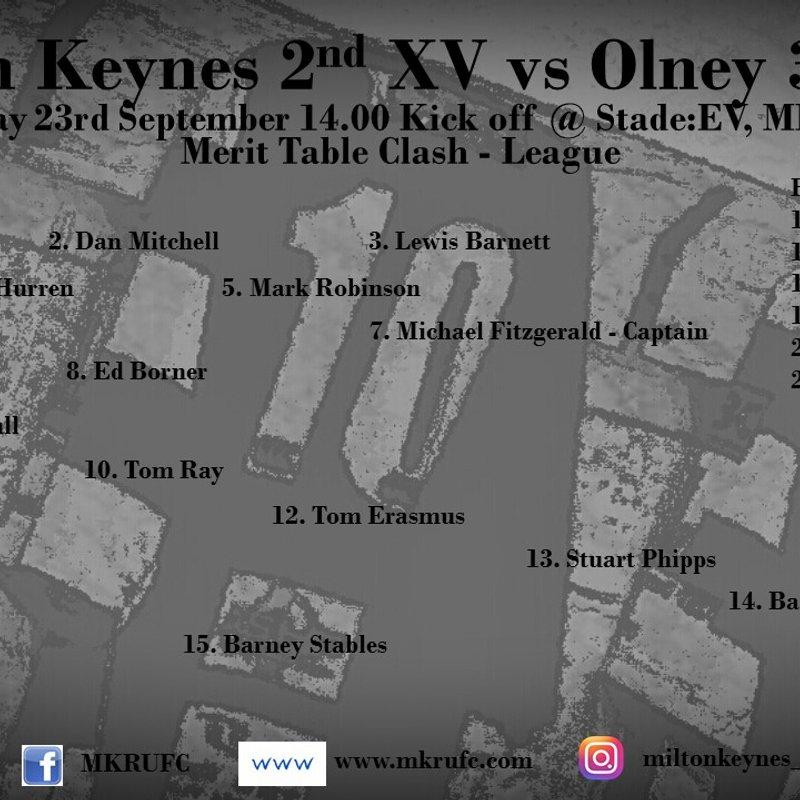 MKRUFC 2s vs Olney 3s