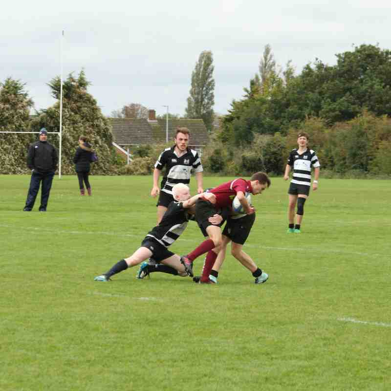 MK Colts vs Hitchin 01/10/17