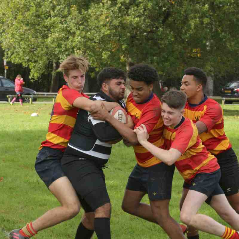 MK Colts vs Stockwood Park 08.10.17