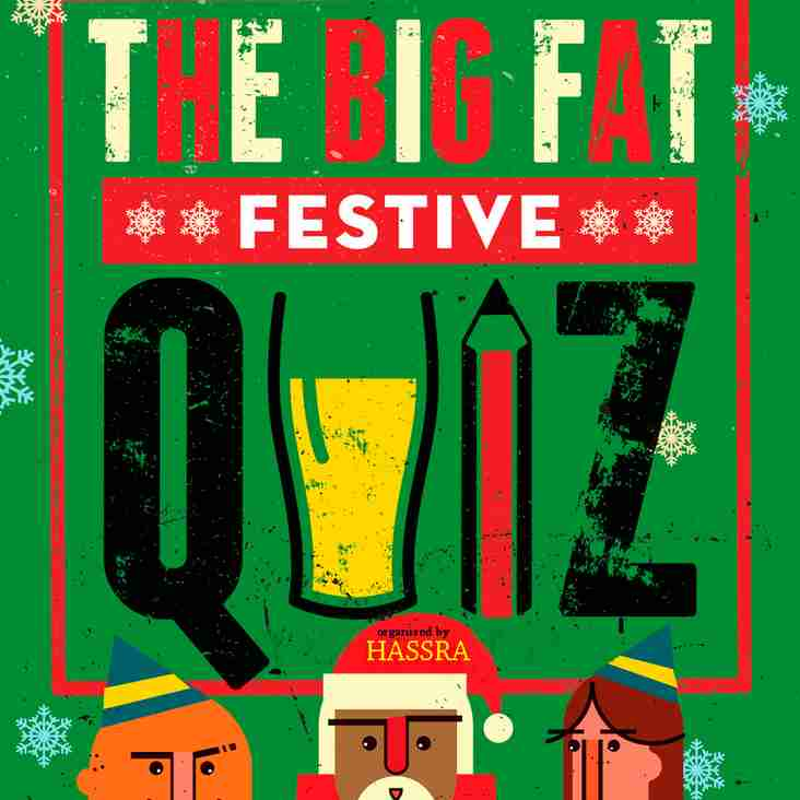 The Big Fat Festive Quiz