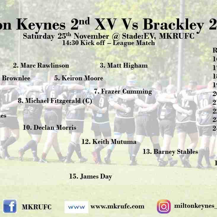 MK 2s vs Brackley 2s