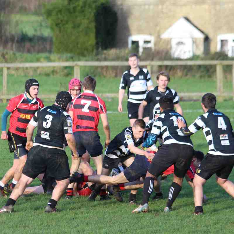 MK Colts vs Chipping Norton 26.11.17