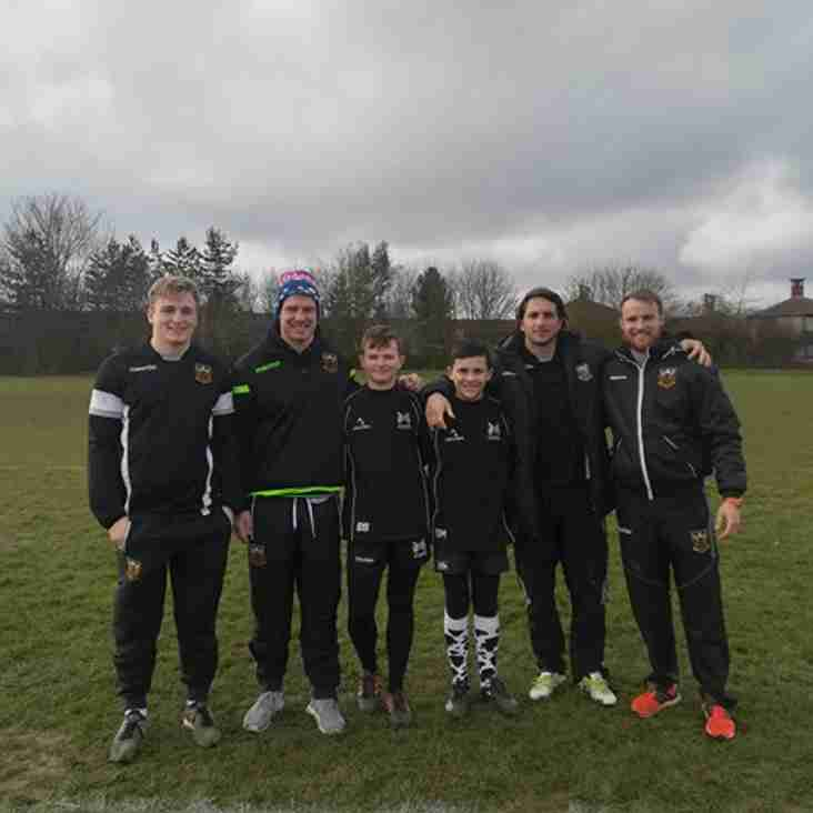 U13s Selected for Saints DPP
