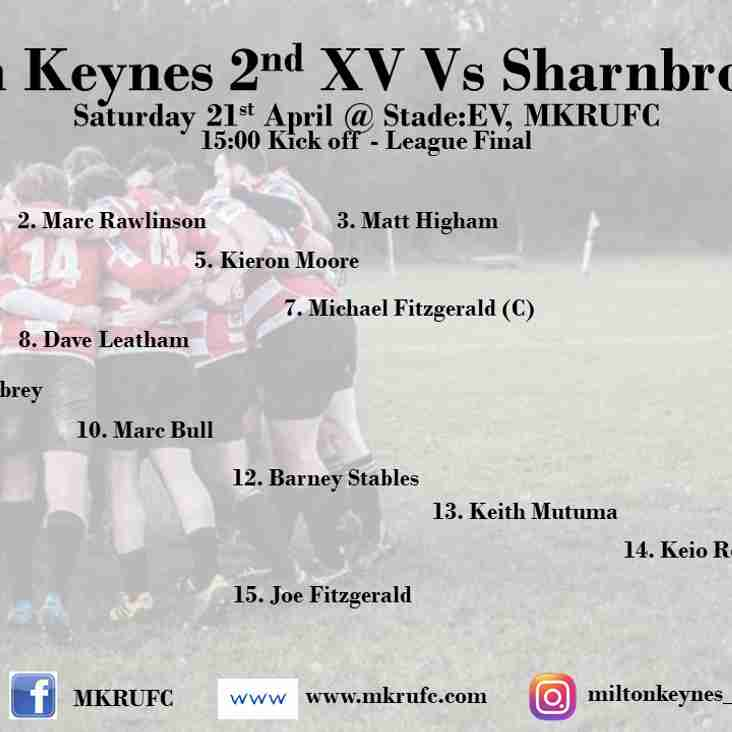 MK 2s vs Sharnbrook - League Final