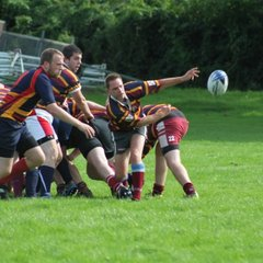 Old Eds Vs Bath Saracens 1/9/12