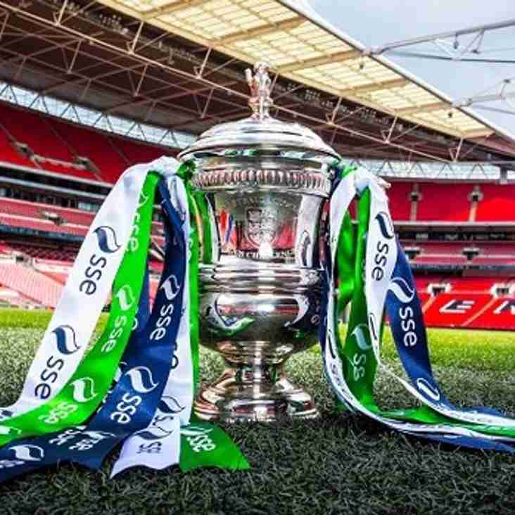 Ladies Handed Home Tie In Women's FA Cup