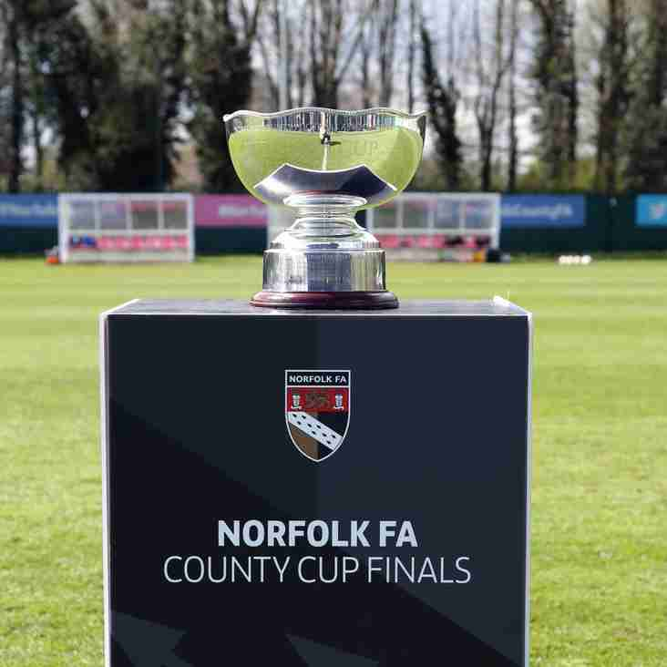 Ladies Drawn Away In Norfolk Women's Cup
