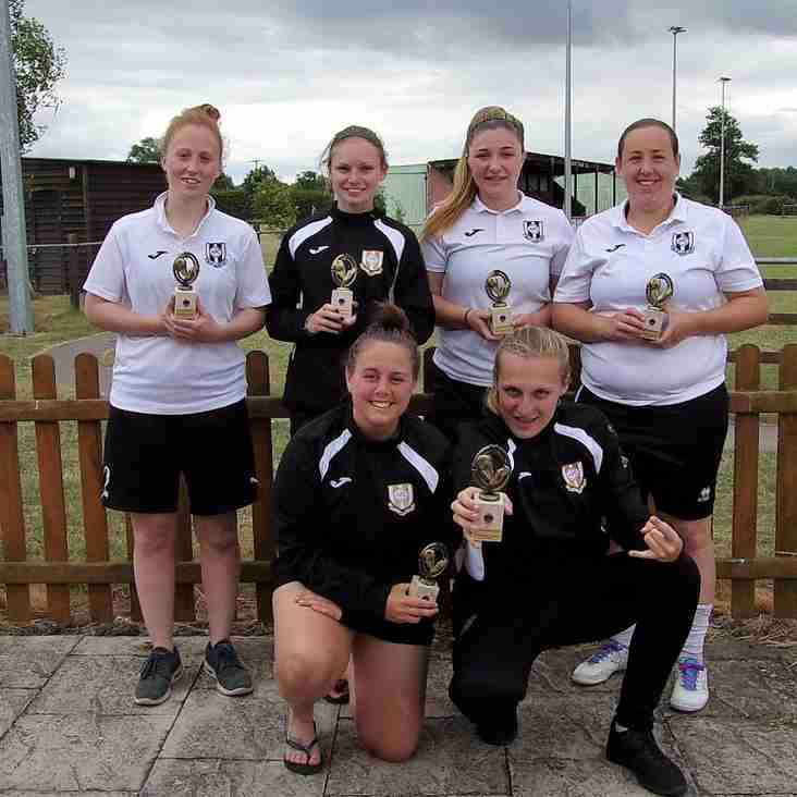 Ladies Successful at Bungay Tournament