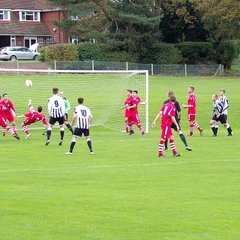 Acle United v Stalham Town