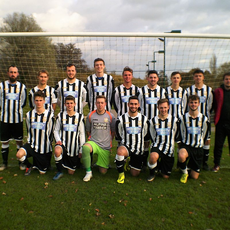 Acle United Reserves  lose to Beccles Caxton 3 - 1