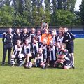 Ladies Hit Dunstable For Six
