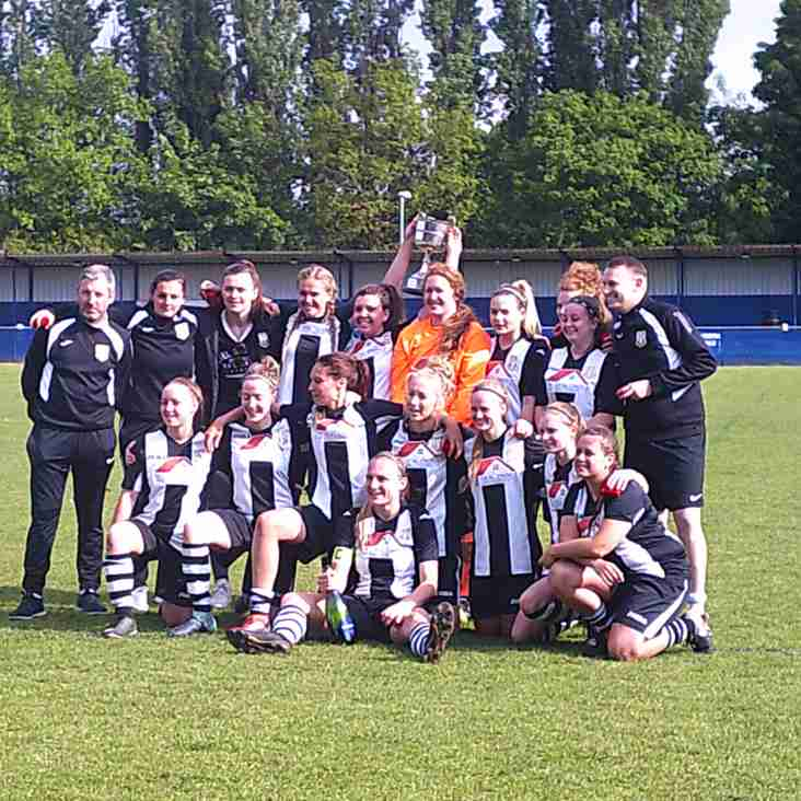 Ladies Lift ERWFL League Cup