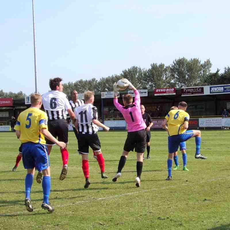 Norwich United U21 (A)