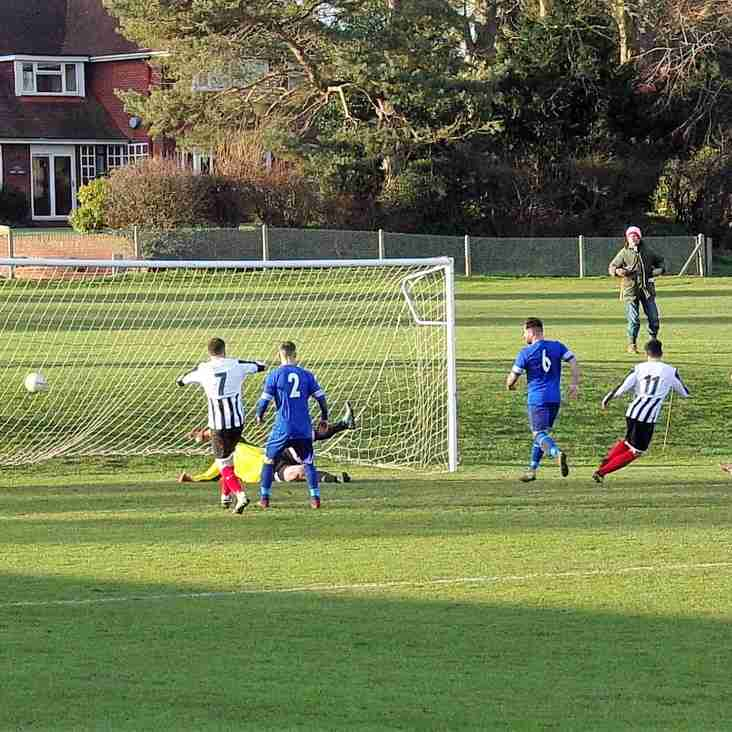 Mixed Fortunes For First Team and Reserves