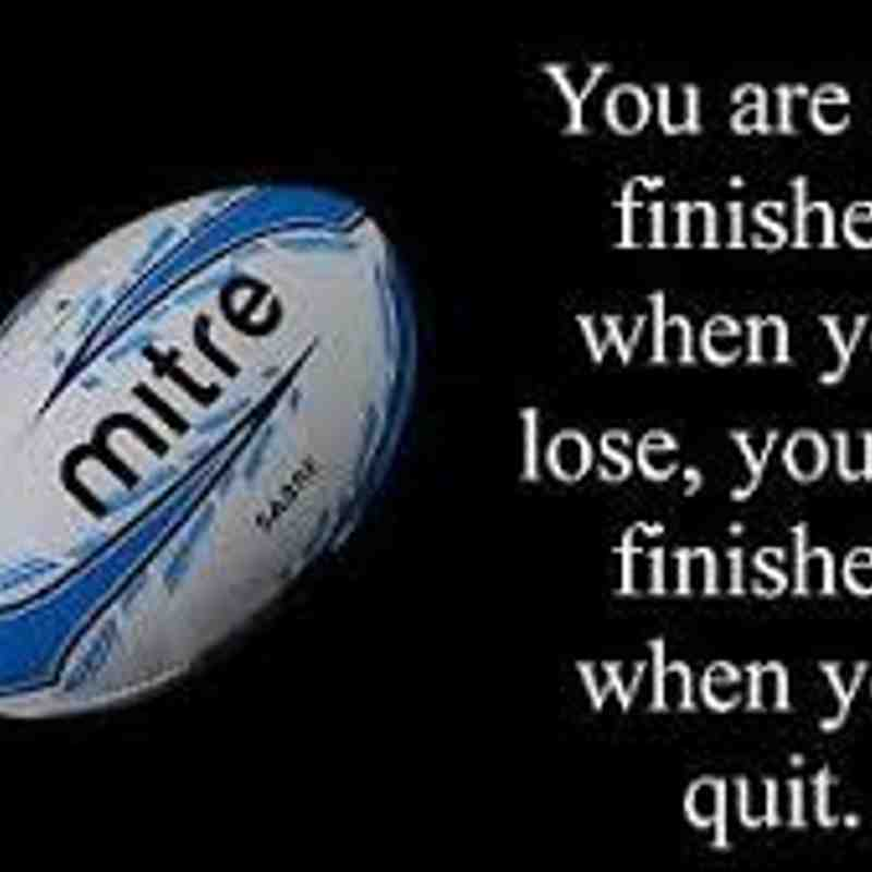 Inspirational rugby quotes