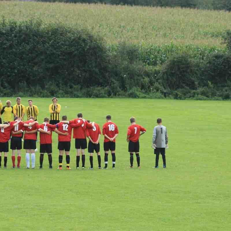 HCCFC Sunday XI v Middleton FC 30.08.15 (3-3)