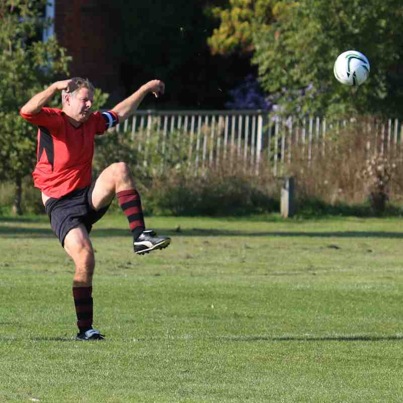 HCCFC Reserves v Fittleworth FC (26.09.15) 3-3