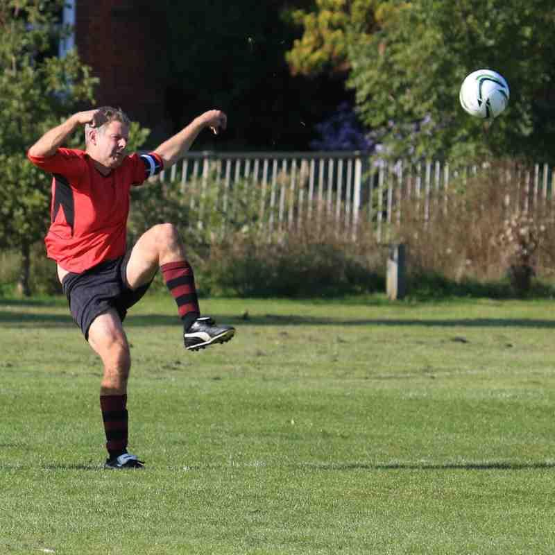HCCFC Reserves v Fittleworth FC (26.09.15) 3-3