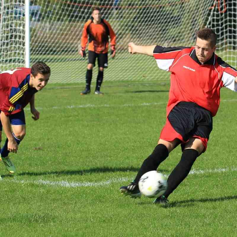 HCCFC v Rudgwick FC