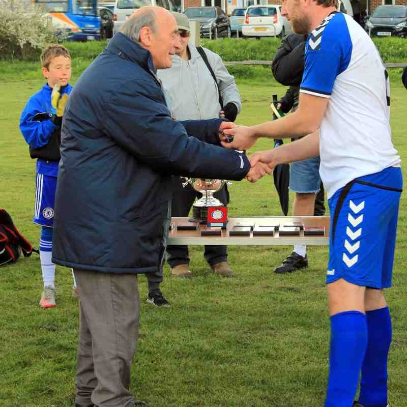 HCCFC Division 1 Champions 2015-2016