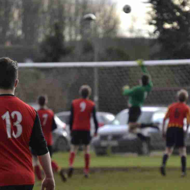 Witney & District Football Reports - Week 19