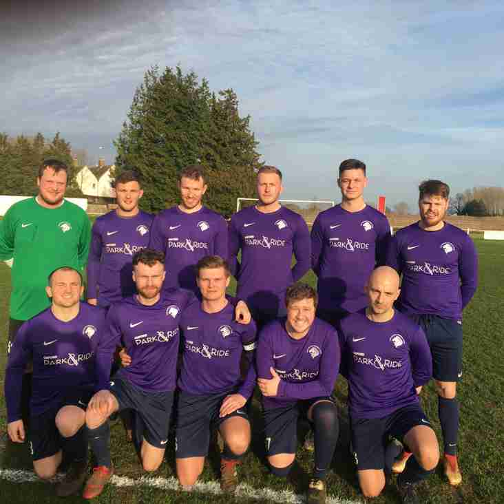 Witney & District Football Reports - Week 26