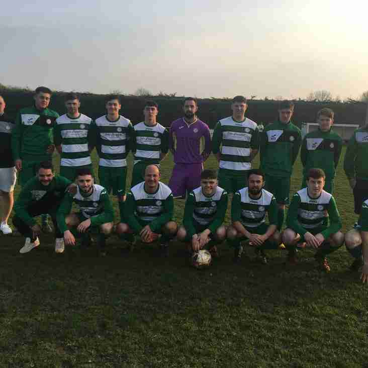 Witney & District Football Reports - Week 27