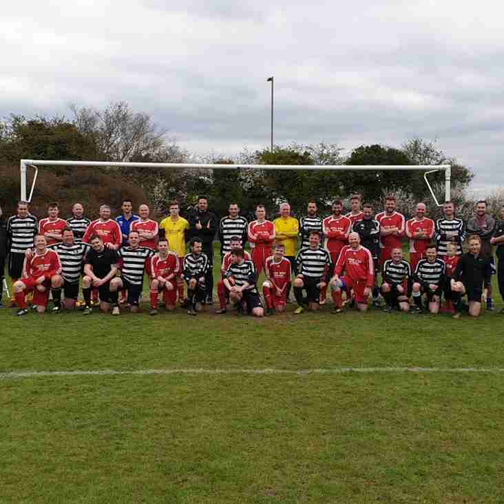 FC Mills v Witney Royals Charity Match