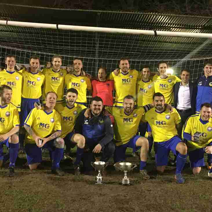 Jack Busby Cup Final