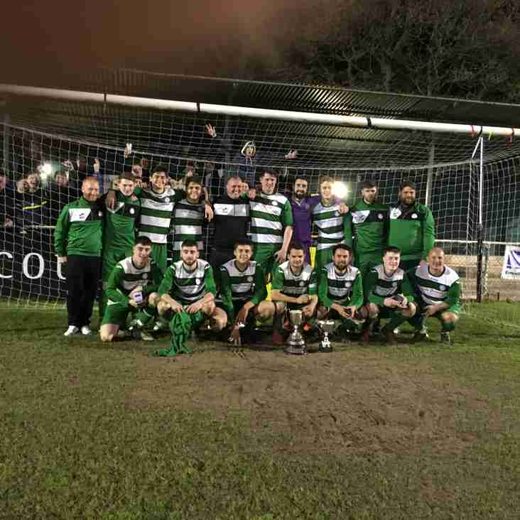 Fred Ford Cup Final