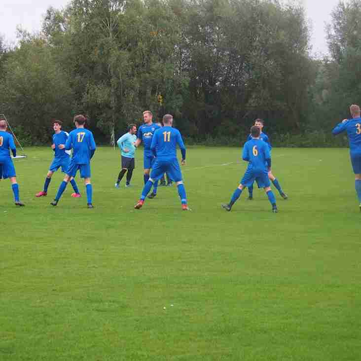 Witney & District Football Reports - Week 5
