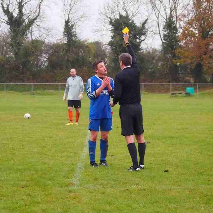 Witney & DIstrict Football Reports - Week 12