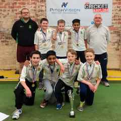 Under 13 Indoor Cricket Final - Outstanding Effort - Winners!!