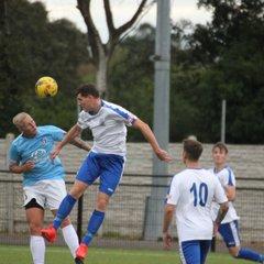 Evo-Stik South - D1 Coleshill Town 0-2 Corby Town