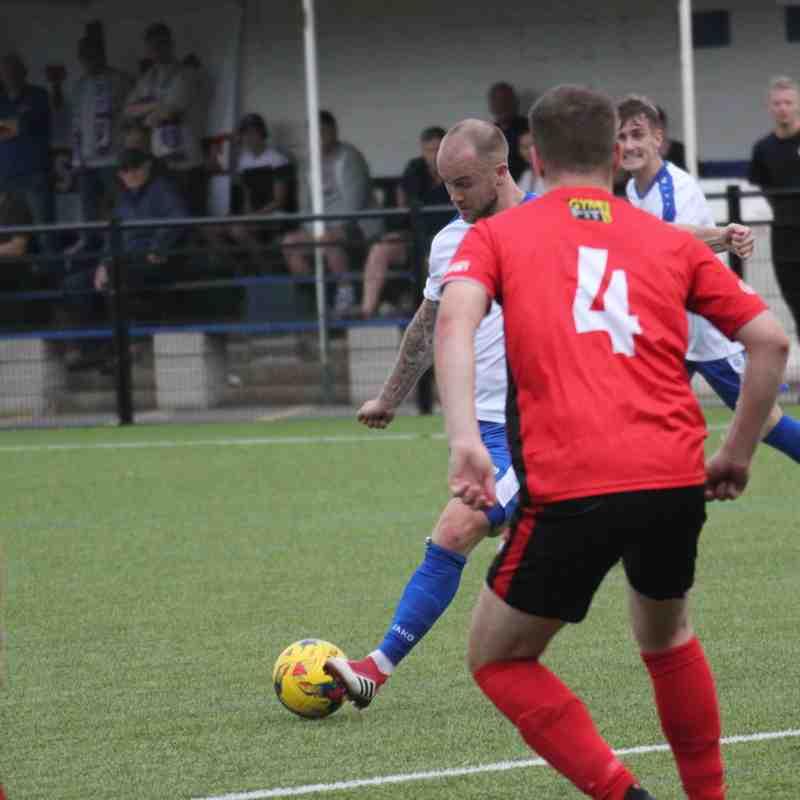 Evo-Stik South - D1C Coleshill Town FC 2v0 Aylesbury FC