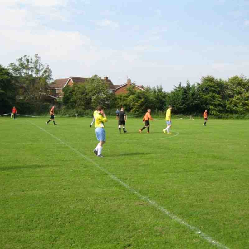 Aspull 2-1 Win Away v Poulton-5.9.10