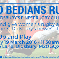 The Hornets - Didsbury Old Bedians Ladies RUFC