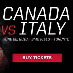International Rugby Can vs Ita Tickets On Sale