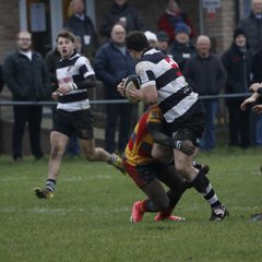 Bedford Ath 1stxv vs. Peterborough 2.12.17