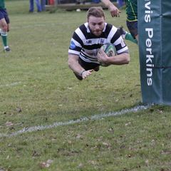 Bedford Ath 1stxv vs. Huntingdon 06.01.17